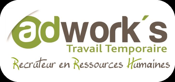 adwork's Travail temporaire - Recruteur de Ressources Humaines